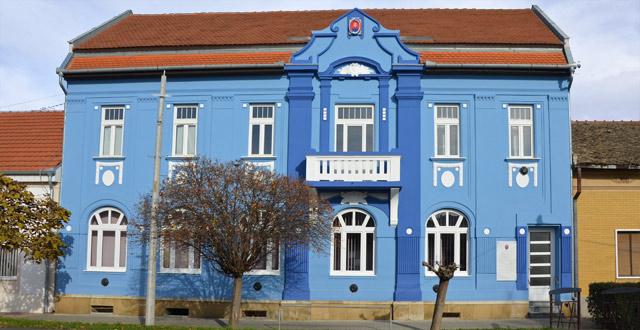 Dome Matici slovenskej v Srbsku Ľudovíta Mišíka